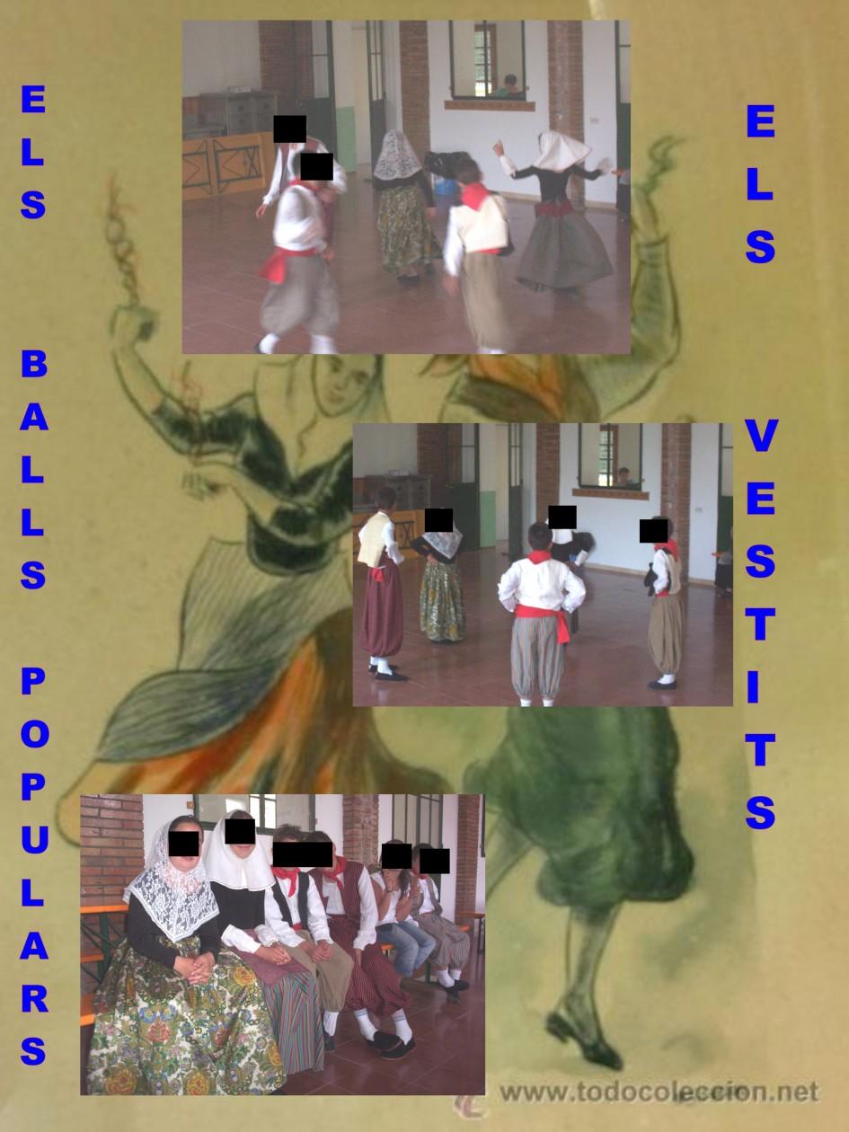 VESTITS I BALLS DE MALLORCA